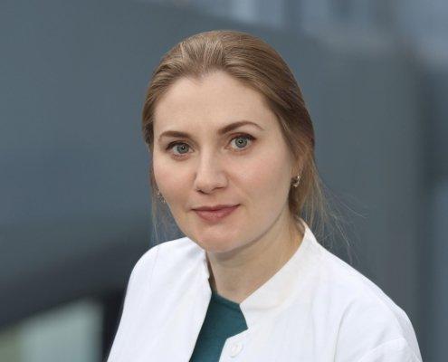 PD Dr. Heidrun Gevensleben